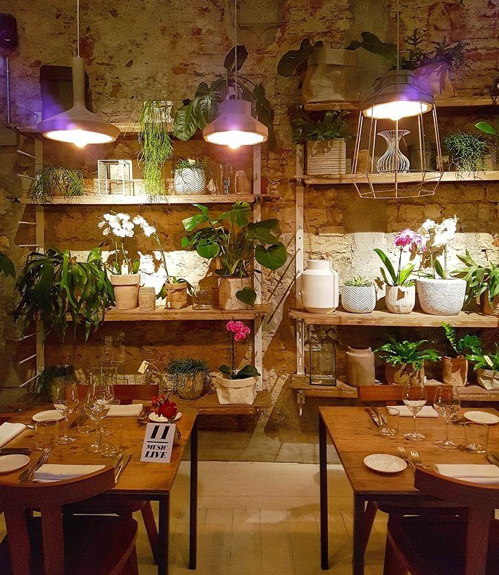 Pretty Interiors At Restaurant And Concept Store La Menagere