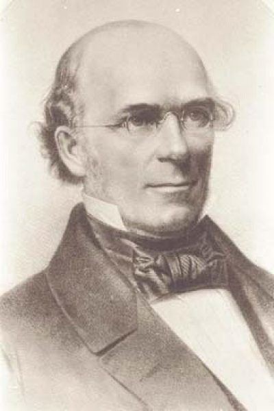 THE MARCH OF FREEDOM by Theodore Parker 1810-1860  abolishionist and trancendentalist