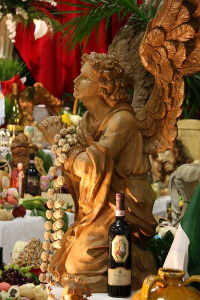 St Josephs Day Alter - A Sicilian religious tradition brought to New Orleans in the late 1800's.