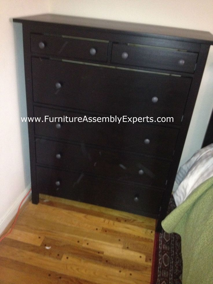 Ikea Hemnes Queen Bed Assembly ~ ikea hemnes chest of 6 drawers assembled in hanover md by Furniture