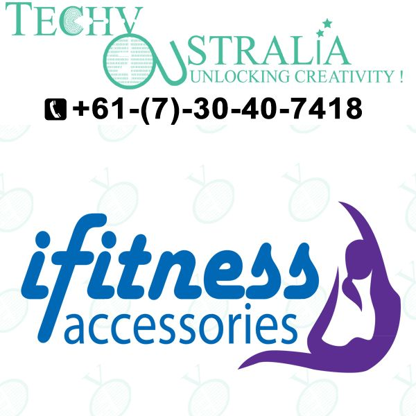 +61-(7)-30-40-7418 Colorfull logo with Techy Australia