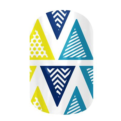NEW Sorority Wraps!! Tri Delta  nail wraps by Jamberry Nails  http://ladybug.jamberrynails.net/home/ProductDetail.aspx?id=2204#.UpY3cScZ1Vc
