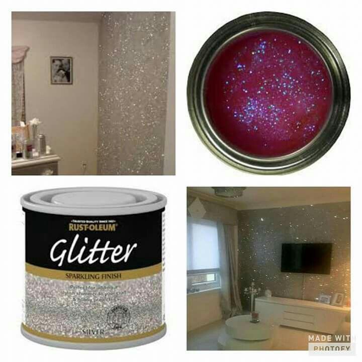 Rust-oleum Glitter Paint