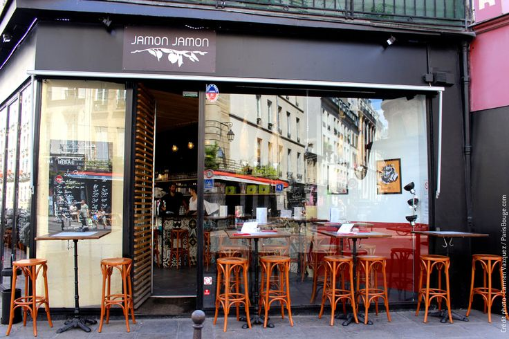 jamon jamon restaurant espagnol paris street food jambon pata negra
