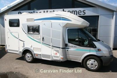 Used Chausson Flash 04 2011 Motorhome for sale from Premier Motorhomes in Chichester, West Sussex