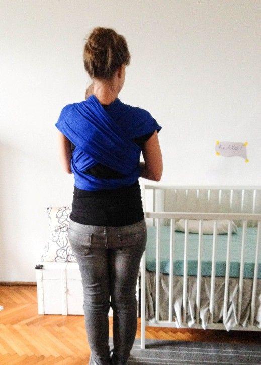 //: DIY Babywrap ://