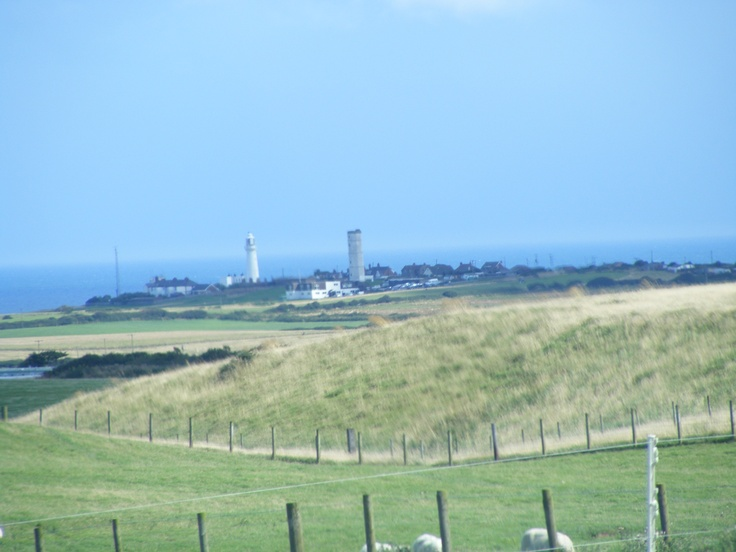 A room with a view ... a little place we know up on the Cliff Tops in Flamborough North Yorkshire ... simply perfect :-)