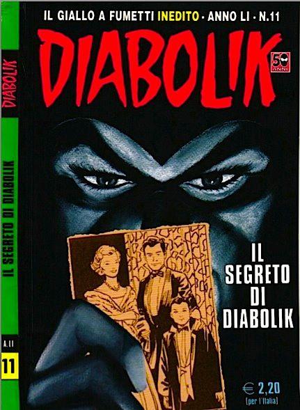 Diabolik INEDITO - Novembre 2012Italian | PDF | 132 Pages | 108 Mb