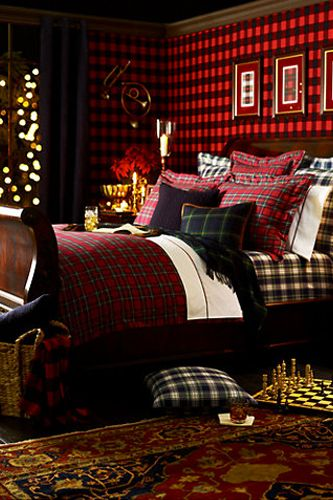 Crazy-Cozy Ralph Lauren Bedding Makes Us Want To Take To Our Beds All Winter #TPGDreamHomeContest