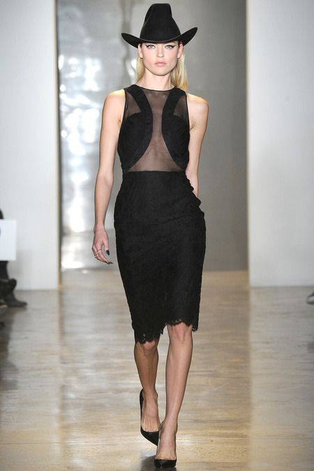 Cushnie et Ochs Fall 2014 Ready-to-Wear Collection #NYFW
