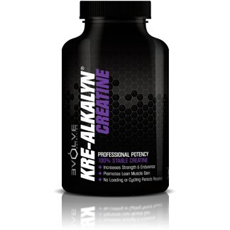 Professional Potency 100% Stable Creatine Evolve Nutrition Kre-Alkalyn Creatine is widely becoming recognised as the greatest supplement discovery since creatine itself. Kre-Alkalyn is the worlds only patented, ph balanced creatine that doesnt lose potency before reaching muscle.