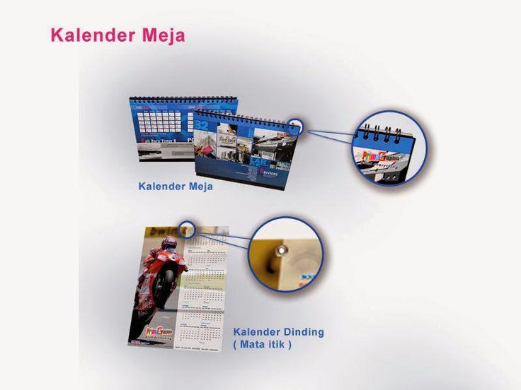 I Can Print ( ICP ) Jatinegara: Promo Kalender Meja dan Kalender Dinding Murah
