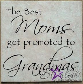 Mom's Promoted - Tile