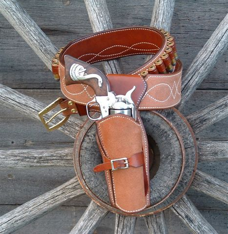 Western Holsters | Spaghetti Western Replicas, Cowboy Fast Draw Holsters