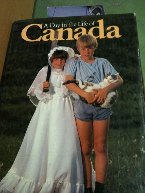 meanwhile in Canada eh...