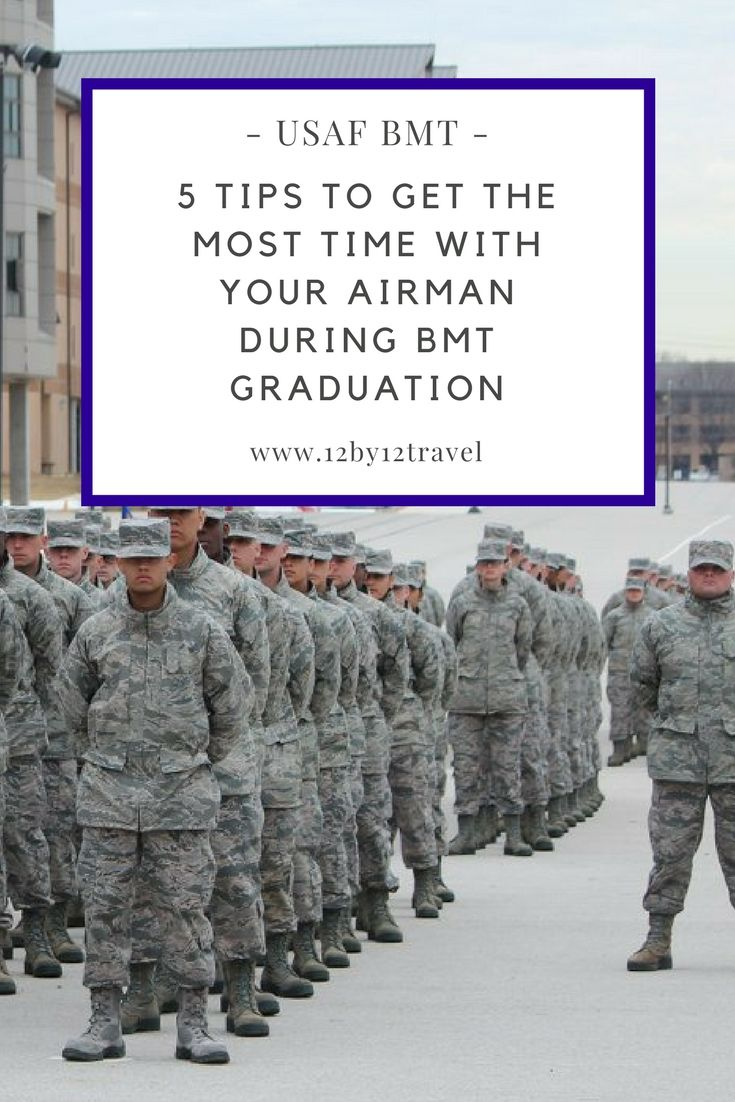 US Air Force BMT Graduation | Kylie | Air force quotes