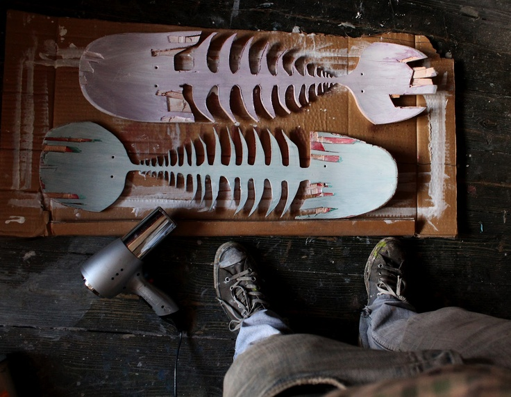 Skate Bones