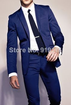 23 best images about Prom suits on Pinterest | Blue suits ...