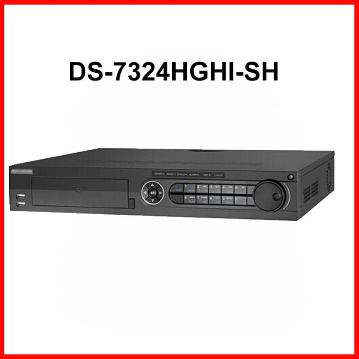 550.00$  Watch now - http://ali9uw.worldwells.pw/go.php?t=32485378116 - DS-7324HGHI-SH 24channel CCTV Turbo HD 720P DVR H.264 Dual-stream CCTV Recorder Stand alone HDTVI DVR support 4 HDD