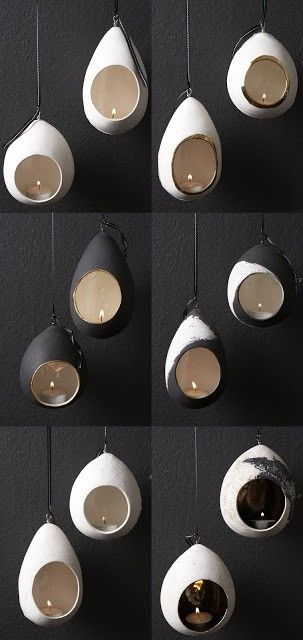 Ceramic Candle Holder - Foter