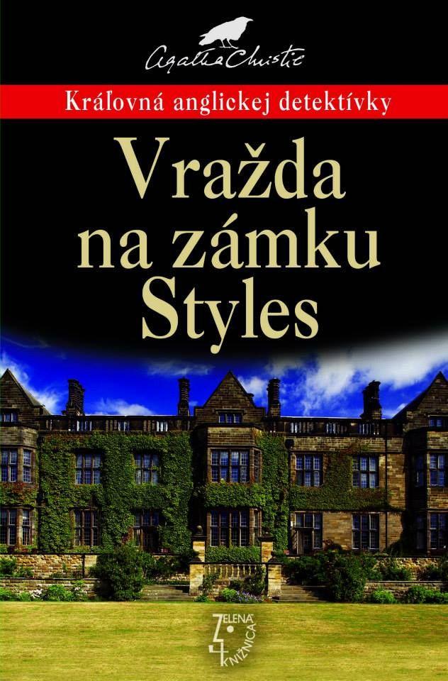 Vynikajúca detektívka legendárnej britskej spisovateľky, ktorou sa to v roku 1916 všetko začalo. http://www.bux.sk/knihy/211053-vrazda-na-zamku-styles.html