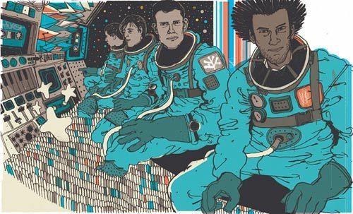 josh cochran illustrator editorial illustration