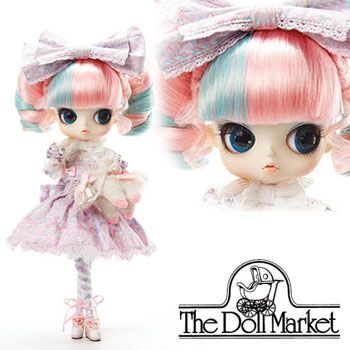 Pullip Fashion Doll BYUL ANGELIC PRETTY SUCRE - Dal Fashion Doll - Taeyang male fashion doll - Jun Planning - Byul doll - Isul male fashion dolls