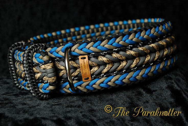 "Xtreme Adjustable and Reflectable Paracord Dog Collar ""Semino II"". (Wide 6,0 cm.)  ‪#‎Paraknotter‬ ‪#‎Handmade‬ ‪#‎Paracord‬ ‪#‎Paracord550‬ ‪#‎Adjustable‬ ‪#‎Reflectable‬ ‪#‎dogcollar‬ ‪#‎dogcollars‬ ‪#‎paracorddogcollar‬ ‪#‎paracorddogcollars‬ ‪#‎Dogs‬"