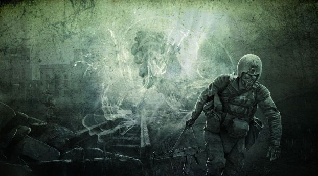Stalker Call Of Pripyat Art Wallpaper Hd Games 4k Wallpapers Images Photos And Background Stalker Elder Scrolls Online Art