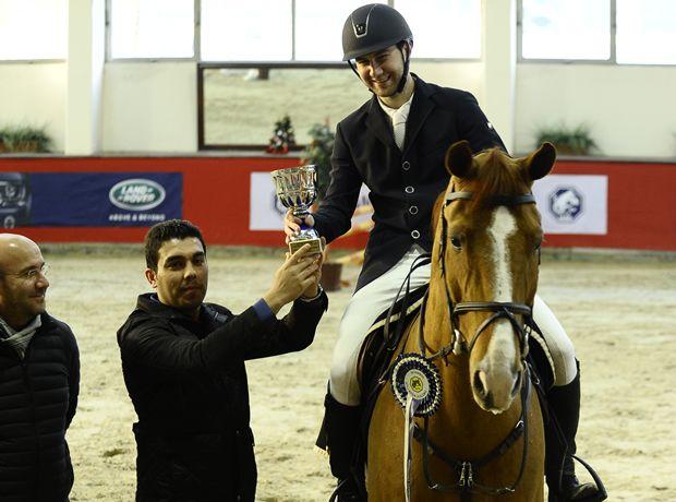 İstanbul Gençlik Hizmetleri ve Spor İl Müdürlüğü Engel Atlama Binicilik Yarışmaları, 10-11 Ocak tarihleri arasında Maslak İstanbul Atlı Spor Kulübü'nde yapıldı.