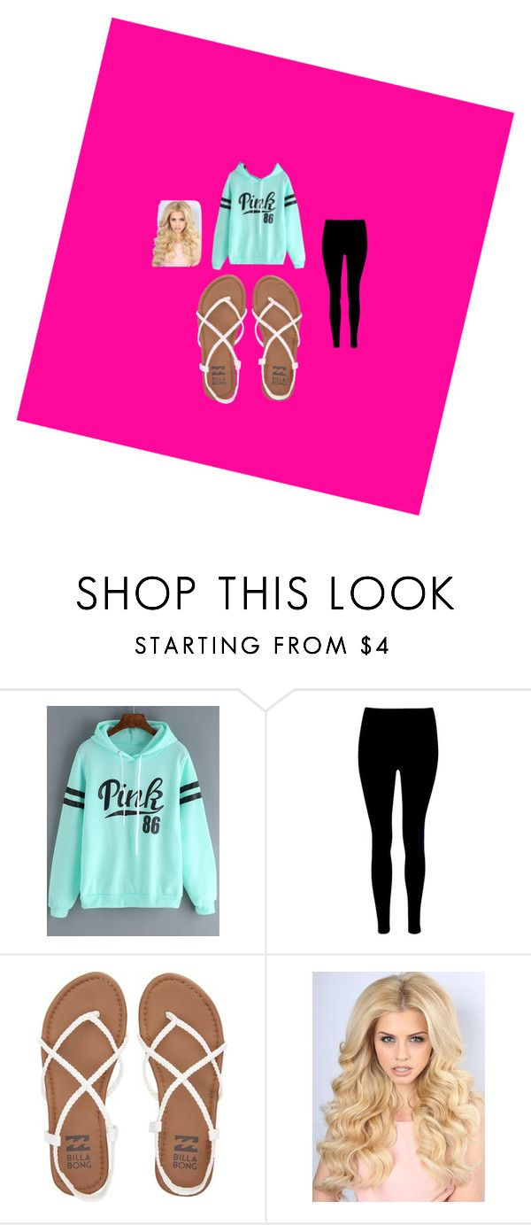 """""""School day"""" by kalystacheer on Polyvore featuring Billabong"""