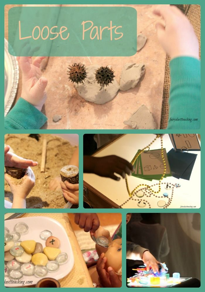 FREE WEBINAR! Loose Parts and Provocations! Oh My!