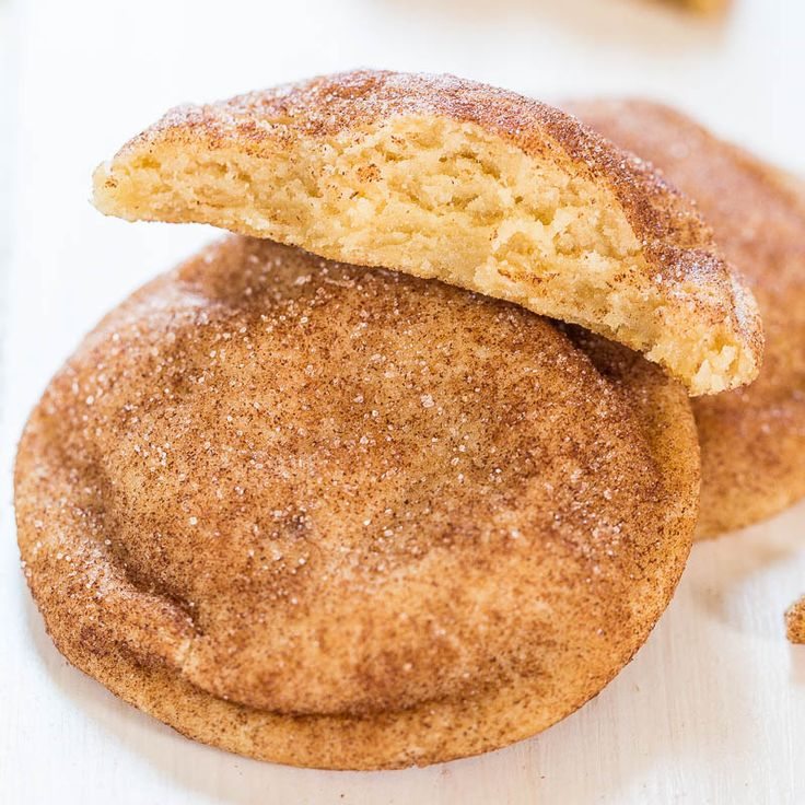 The BEST Snickerdoodles Recipe (Chewy & Easy!) - Averie ...
