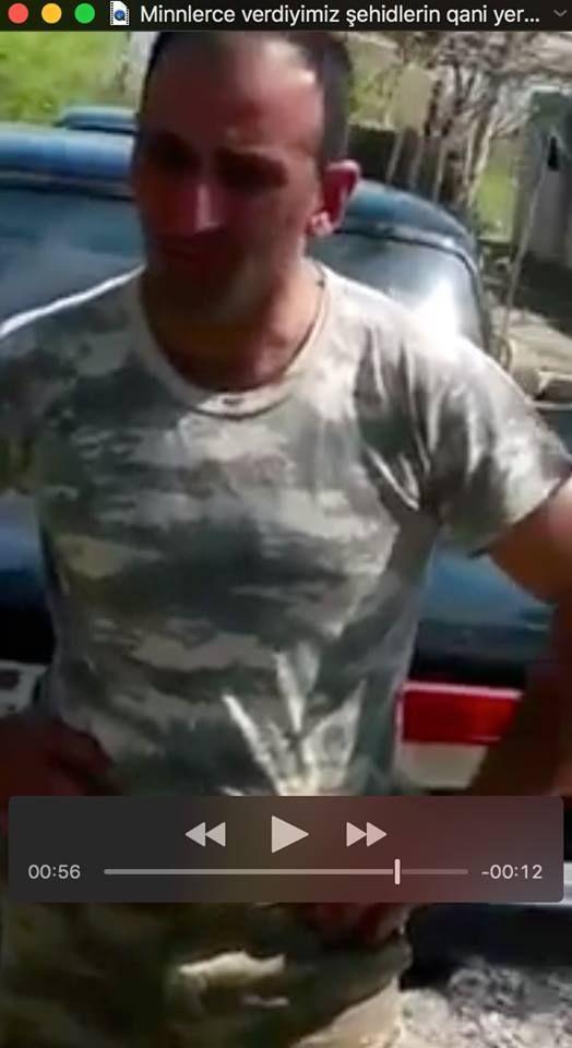 Yerevannews.am | Մեր զինվորին գլխատողի դեմքը...