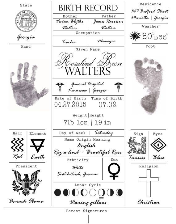 Best 25+ Birth records ideas on Pinterest Search birth records - pictures of blank birth certificates