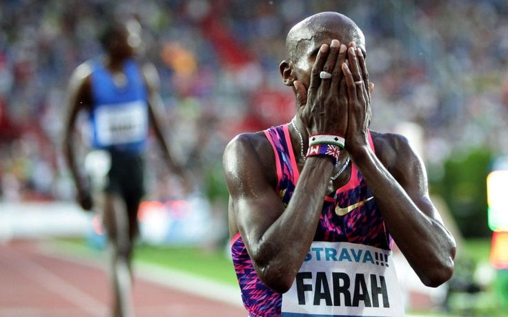 New Fancy Bears leak says IAAF cleared Mo Farah after doping fear