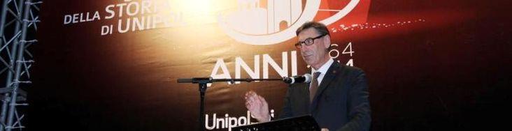 Si è tenuta il 10 ottobre al PalaBigi di Reggio Emilia la celebrazione del Cinquantesimo anniversario di Assicoop Emilia Nord, agenzia generale Unipol che oggi conta 65 punti vendita, impiega 225 persone, e gestisce 138 milioni di euro di portafogli