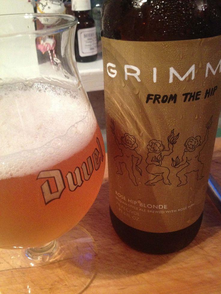 Grimm Makes GREAT Ale! - Foodista.com