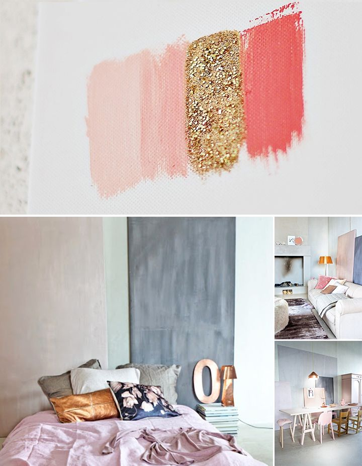 Best Copper Blush Trend Images On Pinterest Design