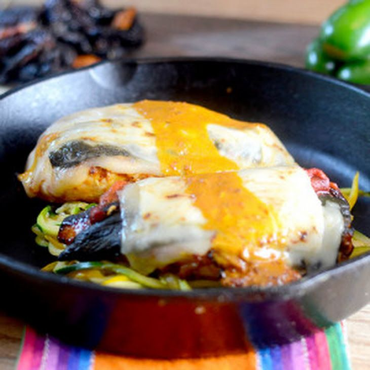 Mexican Chicken Parmesan Recipe Chicken Pinterest Mexican