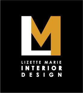 LM Interior Design - logo   website   email by star47design , via Behance