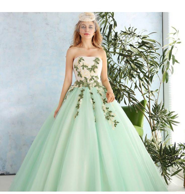 Best Wedding Dresses For Tall Women 17
