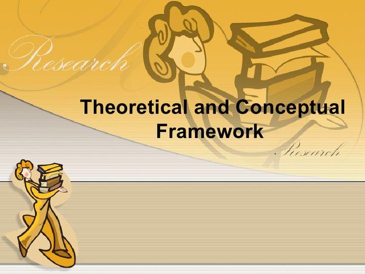 chapter-6theoretical-conceptual-framework by Ludy Mae Nalzaro via Slideshare