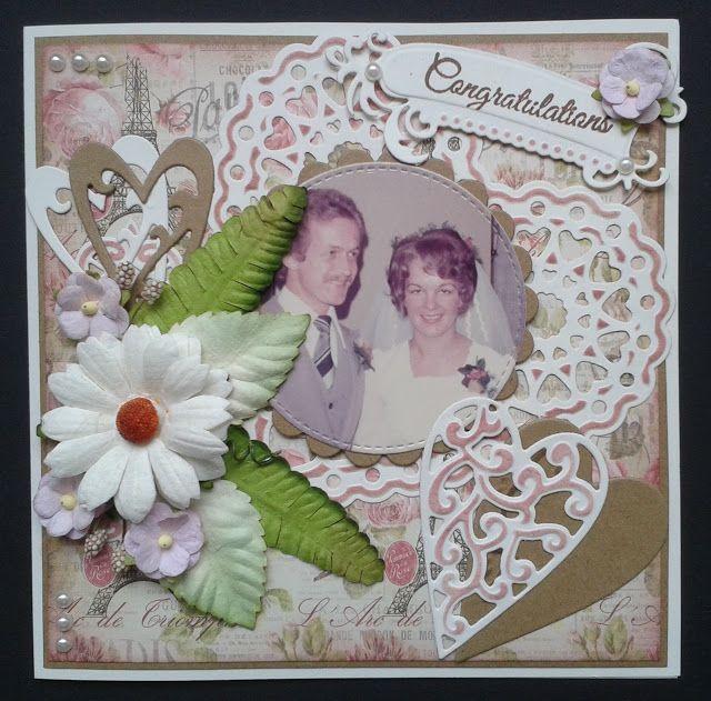Les cartes de Blueberry: 40 ans de mariage ...