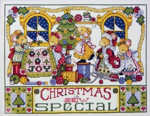 Shelly Rasche Christmas is Sew Special Complete Counted Cross Stitch Kit by Design Works Crafts, Inc., http://www.amazon.com/dp/B00A0P8JR6/ref=cm_sw_r_pi_dp_L9IKrb14HPKQ0