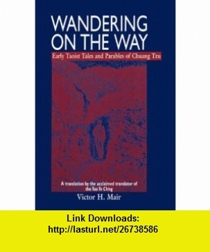 7 best ebooks torrents images on pinterest book authors book wandering on the way early taoist tales and parables of chuang tzu 9780824820381 chuang fandeluxe Images