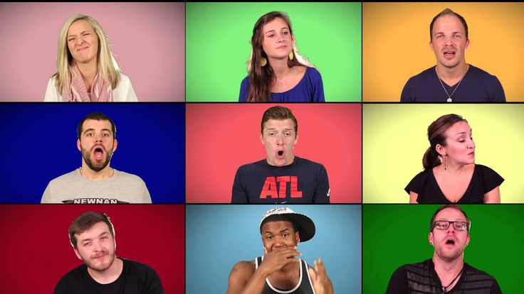 Disney Medley (Acapella) This is so Pretty