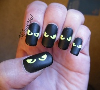 glow in the dark creepy eyes, and a bunch of other tutorials
