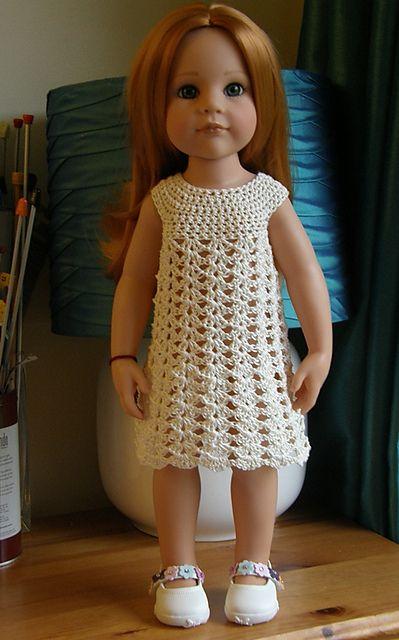 Baby Sasha Summer Outfit crochet pattern