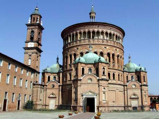 Santa Maria delle Grazie, Crema, Italy